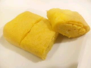 ふわふわのだし巻き卵レシピ3
